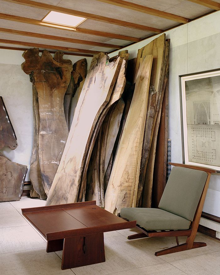 Visit the home and studio of George