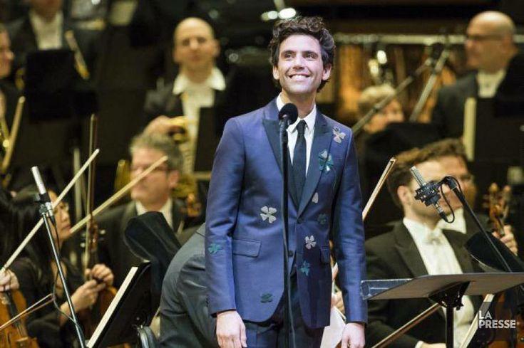 MIKA & L'Orchestre Symphonique de Montréal  - 10 Feb 2015 - 1st night with the OSM