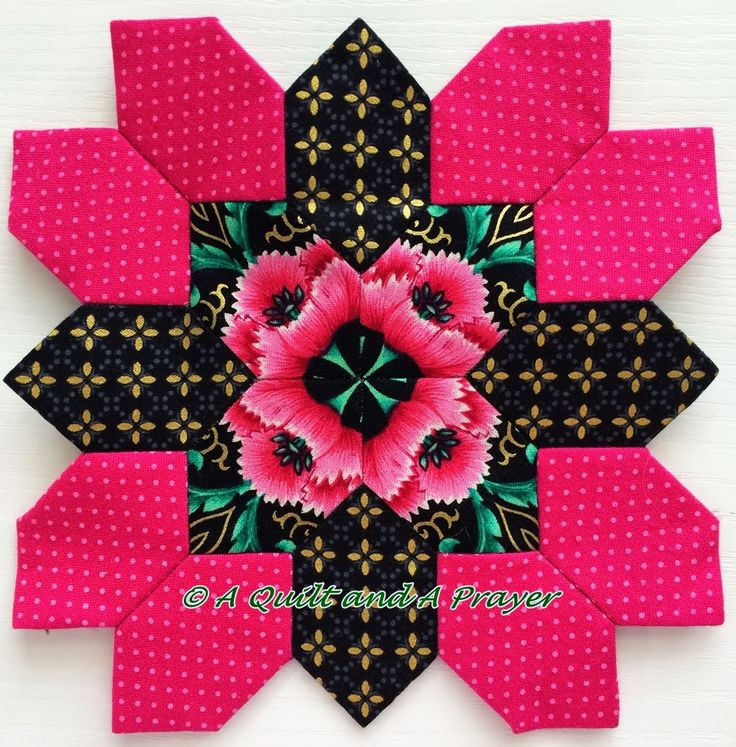 A Quilt and A Prayer: Preparation is the Key for Me