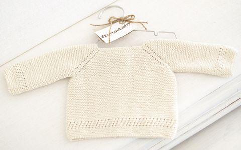 conjunto momo calados en lana