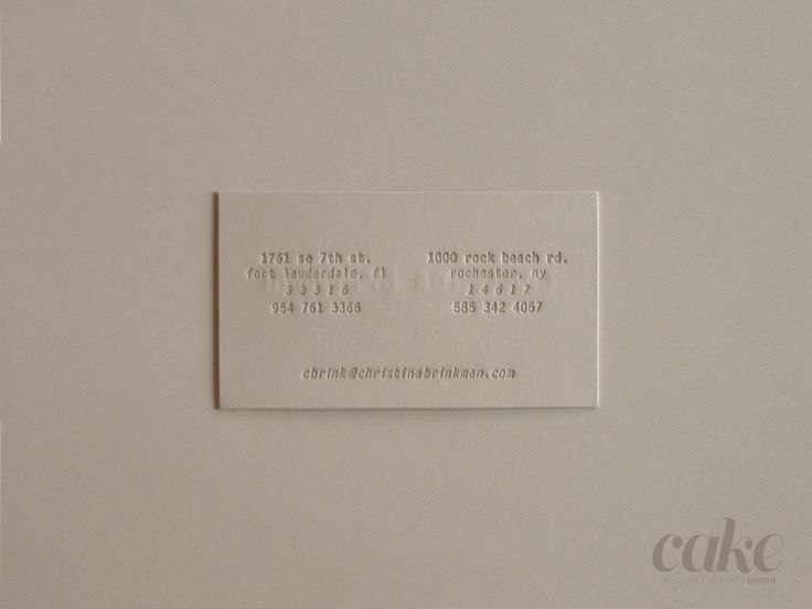 8 best business cards images on pinterest carte de visite duplex letterpress business cards 100 reheart Images