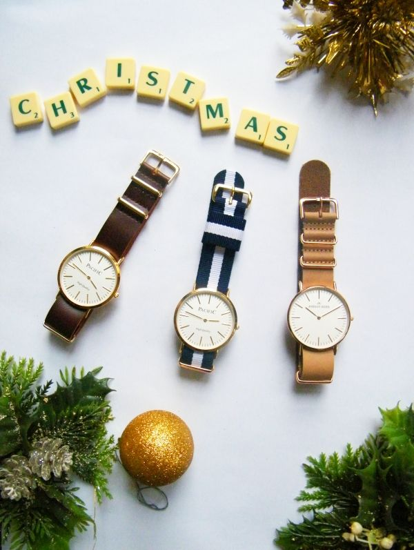 Zegarki damskie, zegarki męskie wskazówkowe - 93 zł // Watches for men, watches for women #watch #christmas