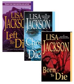 It frightens me at times to think of what comes from the mind of Lisa Jackson.  You can never seem to put her books down.