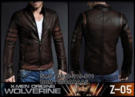 Jaket Kulit X-Men Origins – Wolverine (New) KODE : Z-05  Untuk Pemesanan hubungi (Customer Service) Denfashion.com HP : 0818 219 811 PIN BB : 25CADAA5  FORMAT PEMESANAN                  Nama Lengkap :                 Alamat Lengkap :                 HP : (wajib diisi)                 Nama Produk :                 Ukuran :                 Jumlah :  KIRIM KE : CUSTOMER SERVICES HP : 0818 219 811 PIN BB : 25CADAA5