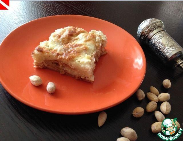 """Арабский десерт """"Оммуали"""" - кулинарный рецепт"""