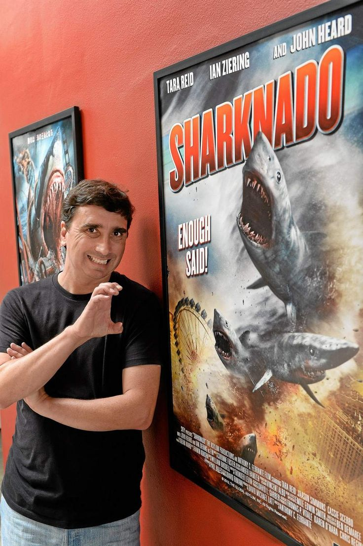 'Sharknado 2: The Second One' director Anthony C. Ferrante hopes to take another big ratings bite