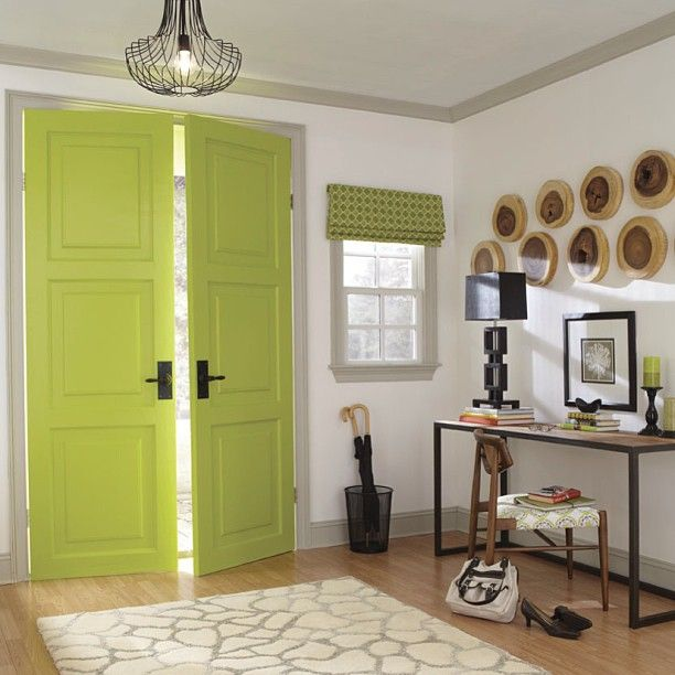 103 best On the Hunt for Green - Green Paint Colors images on ...