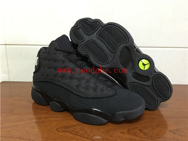 "official photos 33d4f e8963 ... Air Jordan 13 ""Black Cat""  jordanshoes  jordan1  jordan2  jordan3 ..."