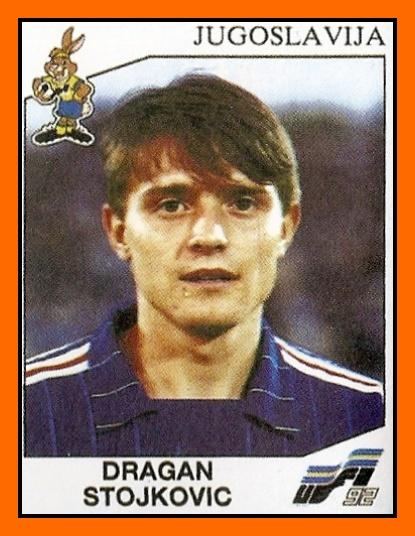 Dragan Stojkovic - Yugoslavia