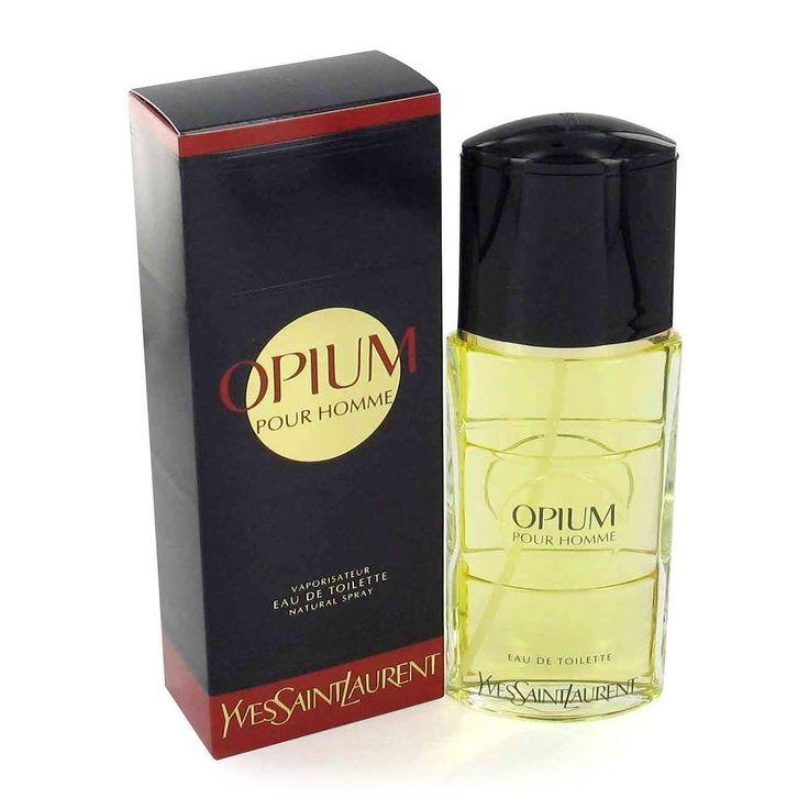 """""""Opium Pour Homme"""" Yves Saint Laurent"""