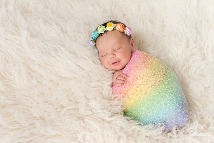 The Beautiful Meaning Behind 'Rainbow Babies' And Why They Are So Special