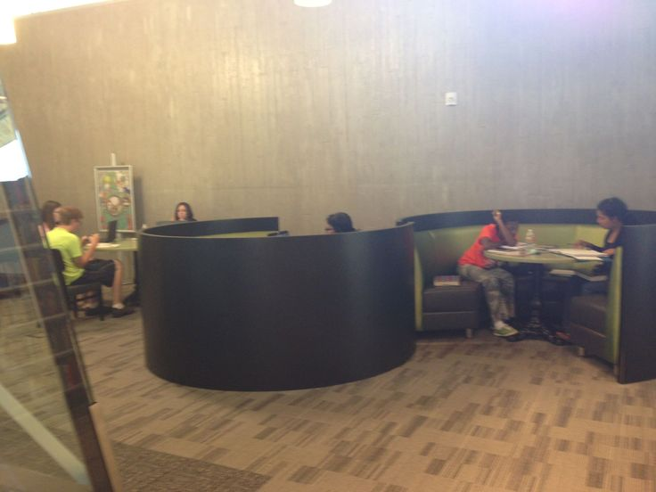 Teen Area NW OKC Library School DesignSchool LibrariesYouth ServicesTeen