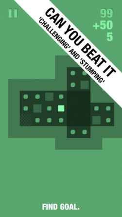 PixelMaze for iPhone is efficaciously developed by Juhapekka Piiroinen and introduced for benefit of global users. It actually work your way through blocky mazes in PixelMaze. This app is wholly for Puzzle game fans. This app widely appreciated from all corners of global users.