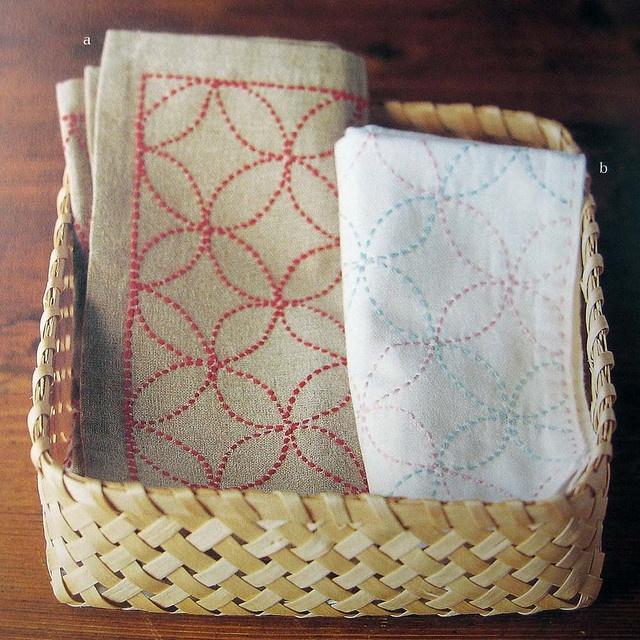 Tea Towels Pillow Talk: 171 Best Images About Sashiko, Kantha & Running Stitch On