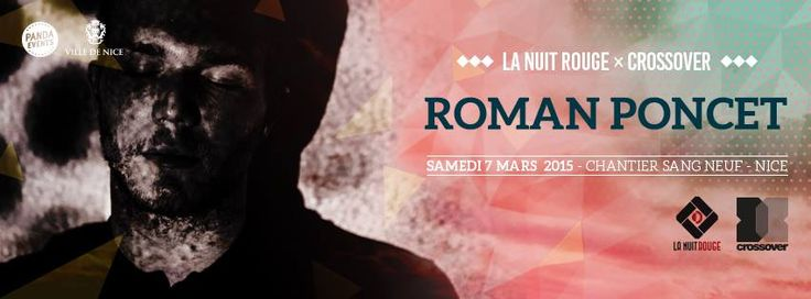 FESTIVAL CROSSOVER : LA NUIT ROUGE – SAM 7 MARS @ ABATTOIRS – CHANTIER SANG NEUF / NICE #FestivalCrossover #Mars #LANUITROUGE #NICE #NICE06 #FRENCHRIVIERA #electro #electromusic #Dj #mix #Music #Musique #Mixcloud #soundcloud #Deephouse #housemusic #House #post #Wordpress #loulougirard #Festival #Evenement