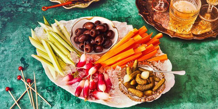 Relish Tray recipe | Epicurious.com