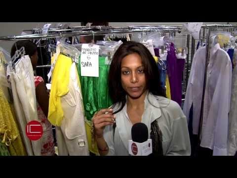 Interview with Saadia Zaafar of Zaafar.com - at Miami Fashion Week 2013-2014