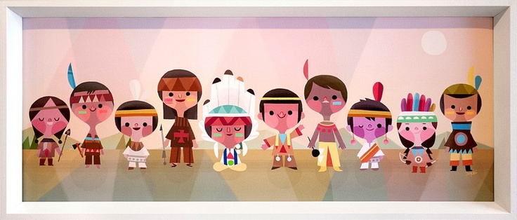 Joey Chou: 10 Little Indian Boys | Flickr - Photo Sharing!