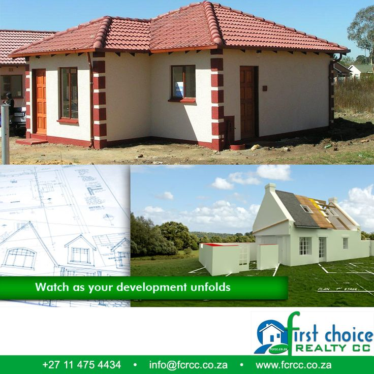 New Tuscan Style Development by First Choice Realty, in Pretoria West. The Orchards. We offer packages that caters for the budget and needs of all housing consumers Visit our website: http://besociable.link/4g ‪#‎property‬ ‪#‎affordablehousing‬ ‪#‎PretoriaWest‬