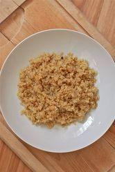 Pressure Cooker Brown Rice-WMF Americas is all about cooking healthy and this is why we created various recipes that you can create something delicious while using your WMF cookware. This recipe cooks up perfectly in the WMF Perfect Plus Pressure Cooker!