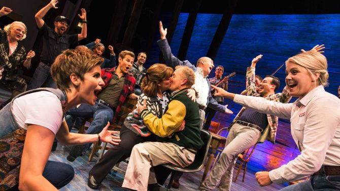 Come From Away' Review: 9/11 Musical on Broadway - Received Tony nominations