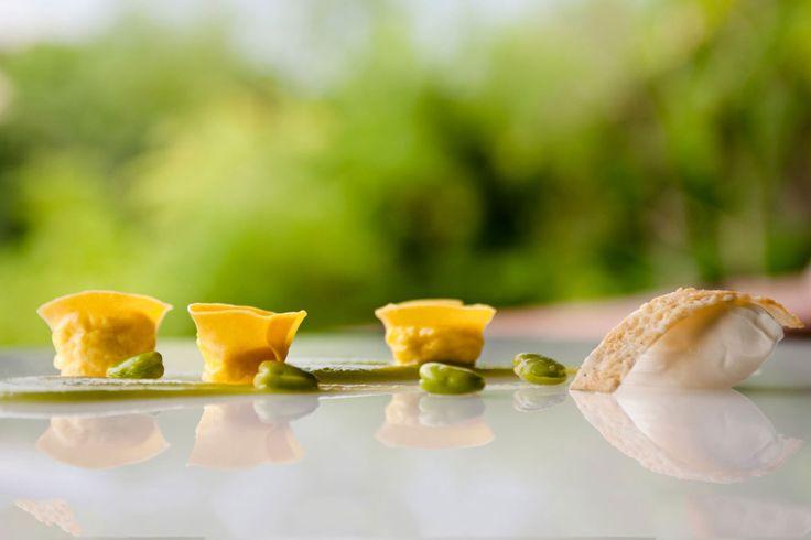 Arnolfo Ristorante – Colle di Val d'Elsa (Siena) - 2 Michelin stars, creative cuisine, very formal