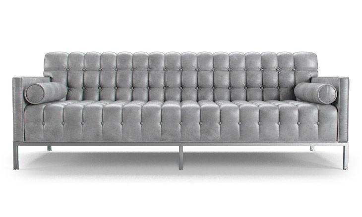 Leather Sofa Benches Sofas Forward Walker Leather Sofa