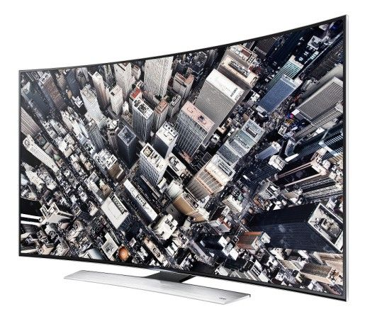 Samsung UHD Curved TV UHD HU8500_lateral_low