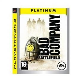 Battlefield Bad Company Game (Platinum) PS3 | http://gamesactions.com shares #new #latest #videogames #games for #pc #psp #ps3 #wii #xbox #nintendo #3ds