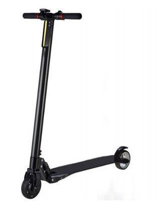 Moma Bikes – Un Patinete eléctrico de 250W para niños y adultos