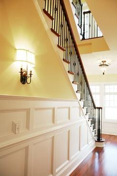 Staircase - staircase - philadelphia - Echelon Custom Homes