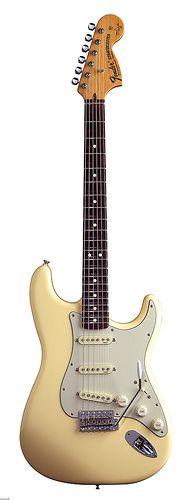 Fender Stratocaster - Made in USA - 1982... Ma première et seule guitare