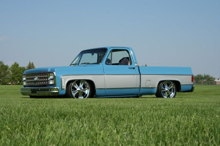 Lowered 73 87 C10 Gallery