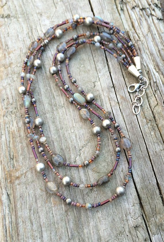 25 best ideas about strand necklace on pinterest multi