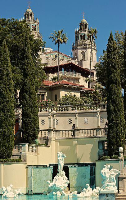 Hearst Castle  San Simeon  California by California Delicious. 134 best San Simeon  Hearst Castle images on Pinterest   San