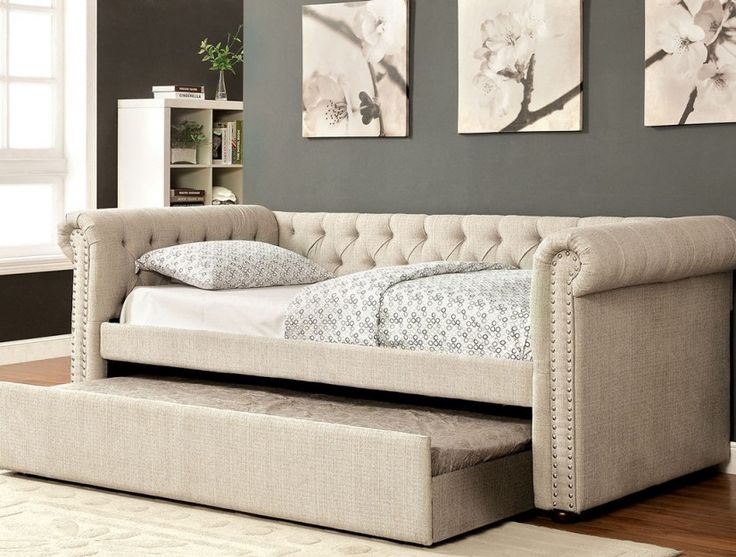 Easy Diy Daybed Mattress Cover : easy on easy off stay tight upholstered daybed mattress cover semi ...
