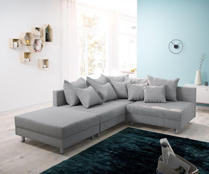 Die besten 25+ Orange ledersofas Ideen auf Pinterest Orange - wohnzimmer couch grau