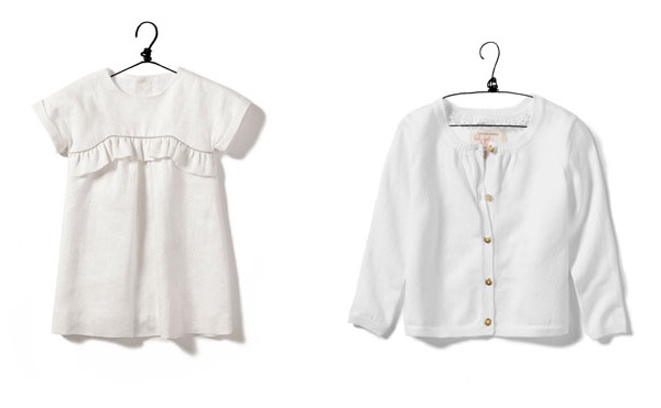 White outfit for summer parties (all Zara)