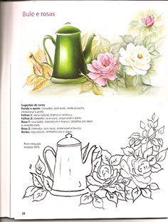 Pintura em Tecido - A3 N12 - Rosana Mello - Álbuns da web do Picasa
