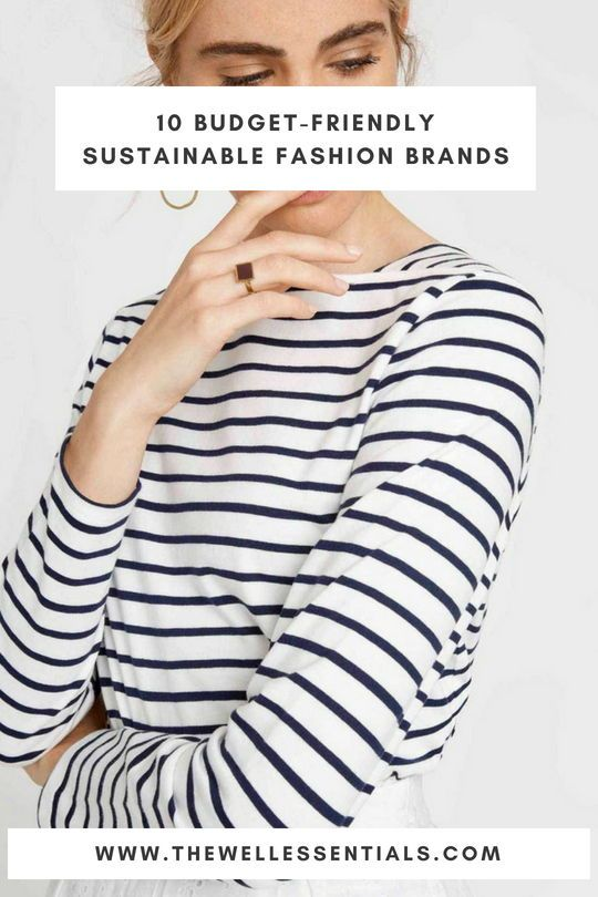 10 Affordable Ethical Clothing Brands For Every Budget