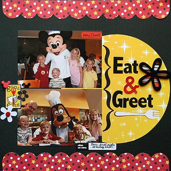 disney meet and greet breakfast near