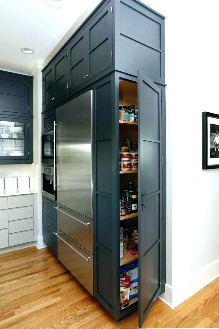 Side Of Fridge Storage Kitchen Cabinet Fridge End Panel Refrigerator Cabinet Panel Cabinet Kitchen Cabin Kitchen Cabinet Design Kitchen Design Kitchen Interior