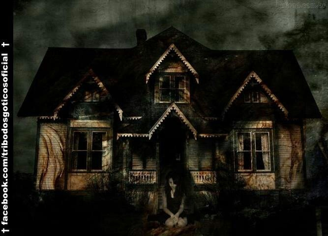 1000 Images About Scary Houses On Pinterest Posts Home