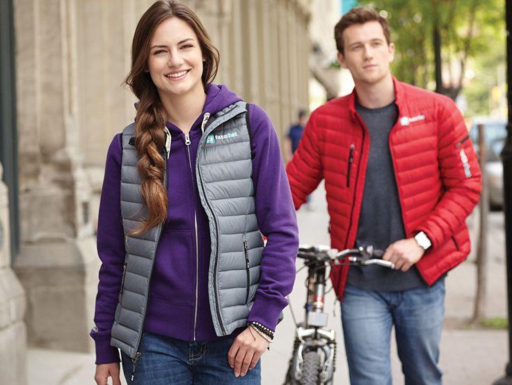 WHISTLER Light Down Vest Trimark Sportswear Group