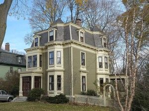Trade show paint colors and old houses on pinterest - Painting old houses exterior concept ...