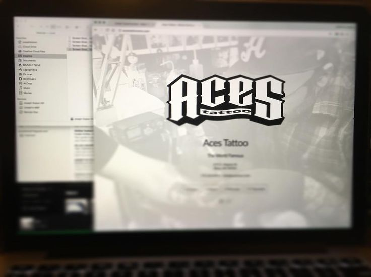 New Aces Tattoo website coming soon. Been getting tattooed here for over 10 years.  Original crew still slangin out mad ink. Hands down best shop in town. Don't care about politics.  These guys have put in so much work and have paid their dues since day one. So proud to be able to collaborate with these dudes as much as I can.  Love these guys like brothers and can't wait to create this website. Will be such a great project because I will be able to take a lot the photographs :-) boo yah…
