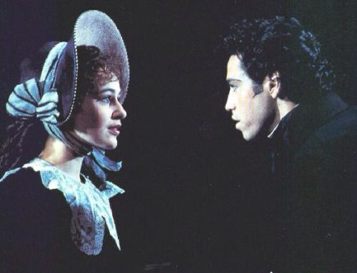 Mario Frangoulis and Annalene Beechey in Les Miserables 1996