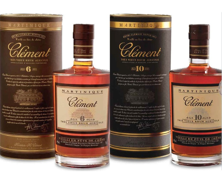 Rum Examiner: Clément 6 Year Old Grande Reserve Très Vieux and the Clément 10 Year Old Grande Reserve Très Vieux join the ranks of Martinique's finest Caribbean cane spirits.