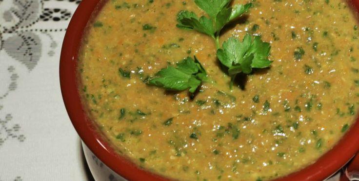 Recept na detoxikačnú polievku: Odstránite ňou všetky zápaly, tuk a choroby, pričom jej môžte zjesť koľko len chcete.