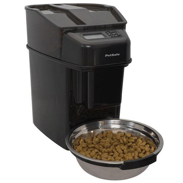 Healthy Pet Simply 12 Meal Automatic Pet Feeder De 24 Tazas Alimentador Automático Para Perro Alimentos Para Perros Alimentos Para Mascotas Comederos Automaticos Para Perros